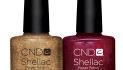 I colori CND Shellac per le feste