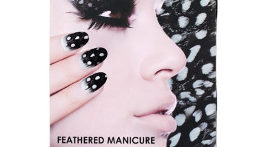 Feather-Manicure