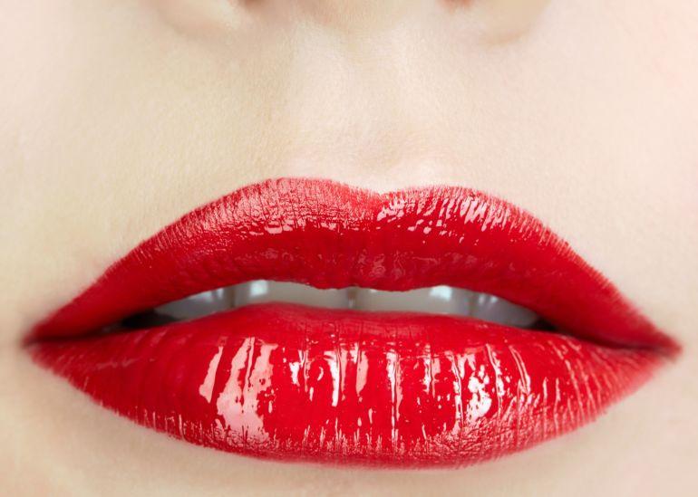 Make up labbra: bocca larga