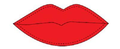 Make up bocca: labbra carnose