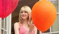 Emma Stone per i rossetti matitone di Revlon