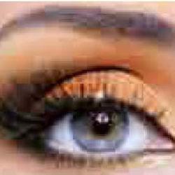 make up occhi azzurr