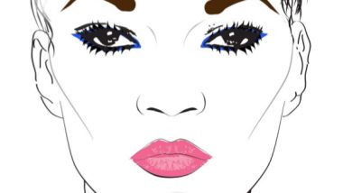 Make up Kate Moss Face_Charts 1