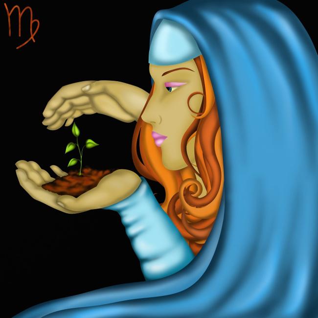 Segno zodiacale Vergine