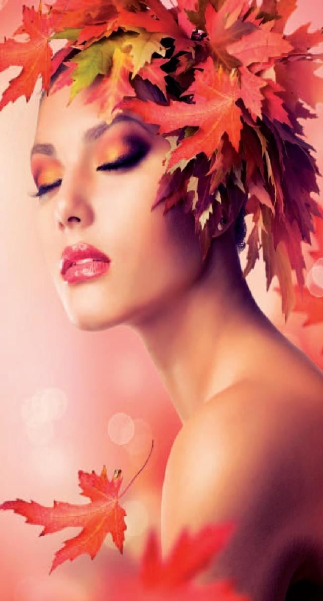 Make up colori autunno