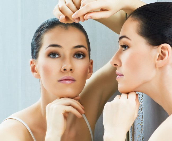 la pelle in menopausa