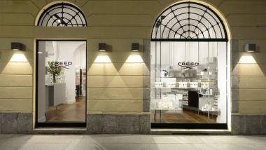 CREED, la Boutique al numero 17 di via Madonnina a Milano