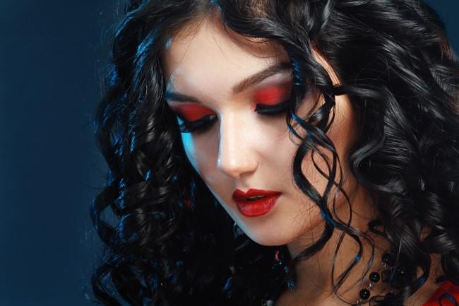 halloween make up diavolessa a1599b6d8858