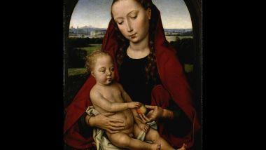 Hans Memling, Madonna con Bambino (1485)