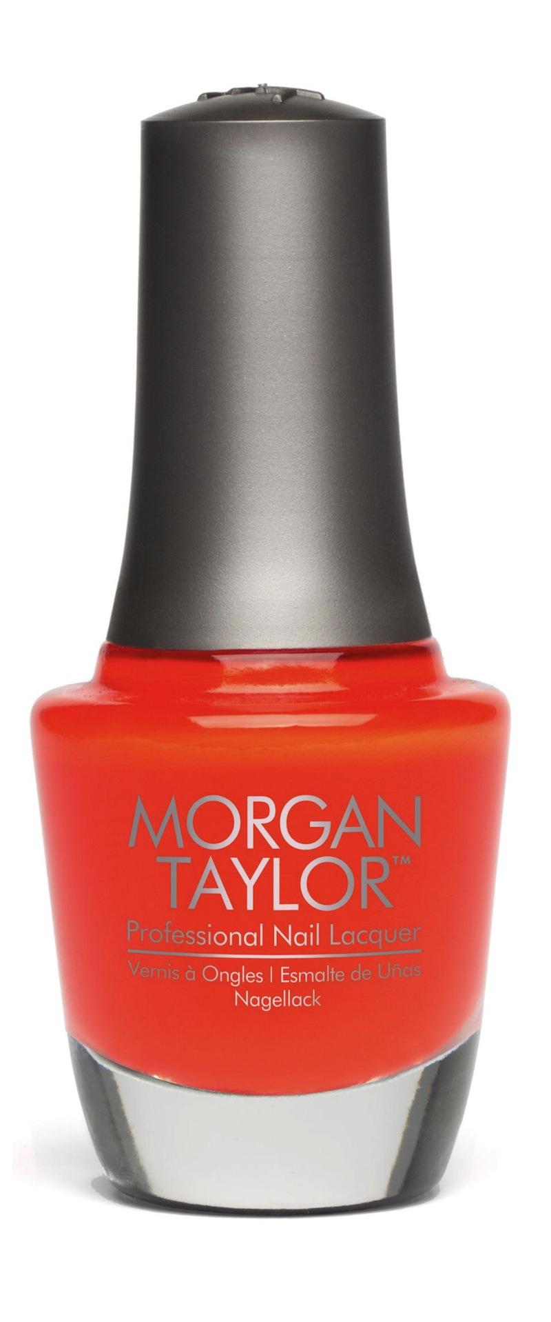 La Halloween Manicure di Morgan Taylor