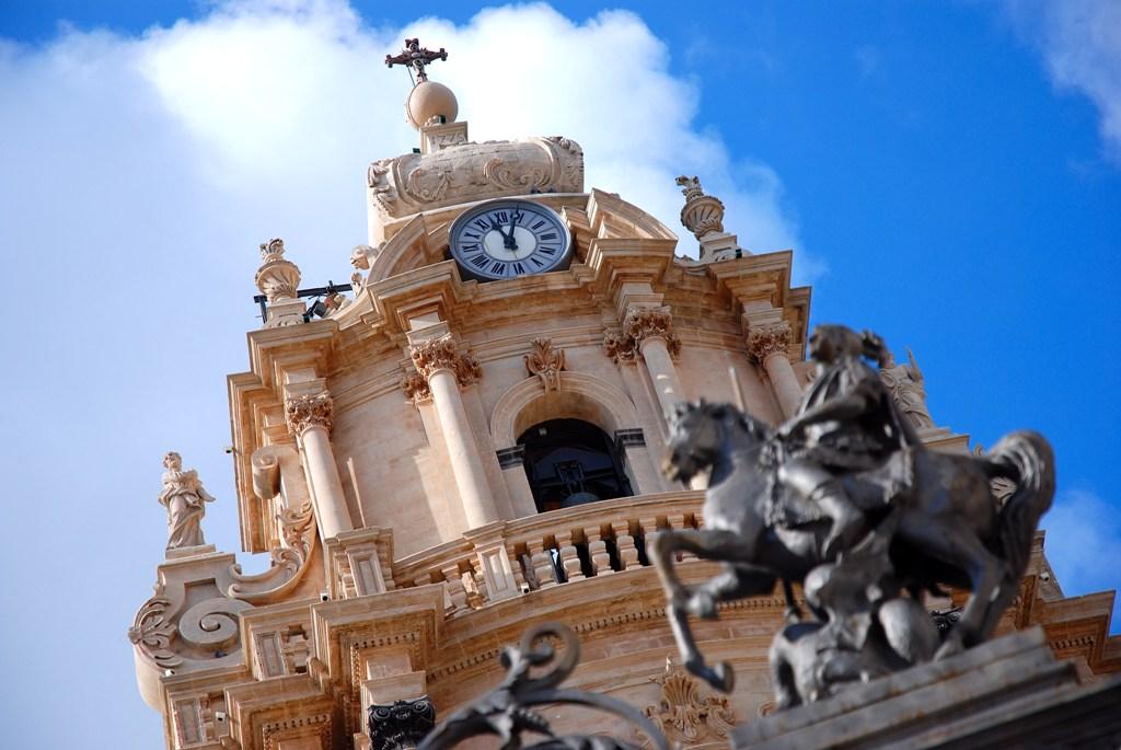 Chiesa di San Giorgio Ragusa Ibla Foto di Gianni Gurrieri