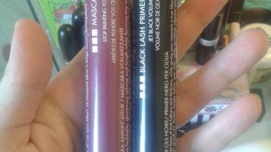 Amplified e black lash primer blinc