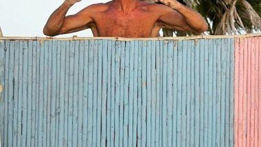 """Rocco Siffredi a """" Playa Desnuda"""""""