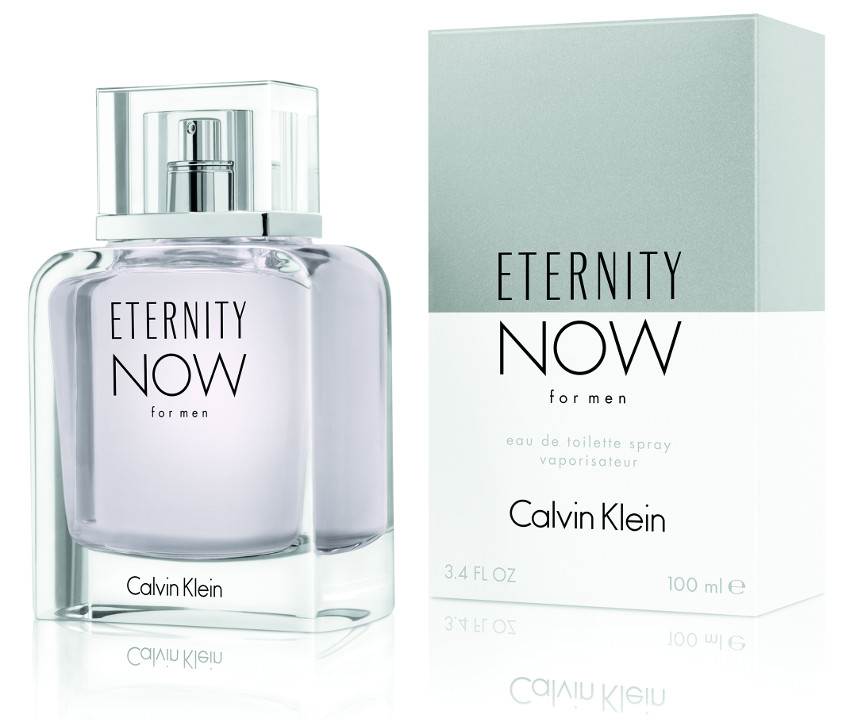 Eternity Now Men EDT 100ml scatola