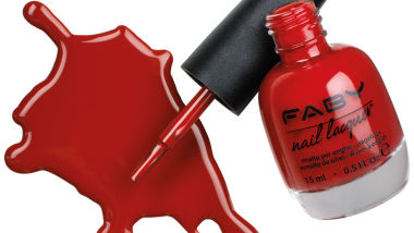 Faby splash red
