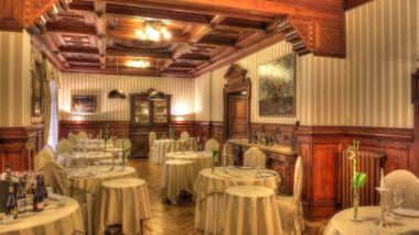 Grand Hotel Fasano ristorante IL FAGIANO sala interna