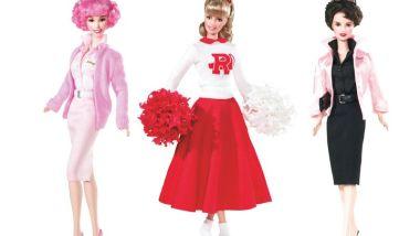 Barbie e Grease