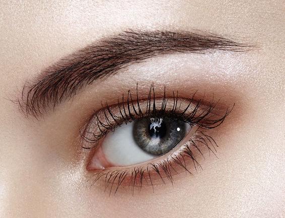 Strobing occhi dettaglio