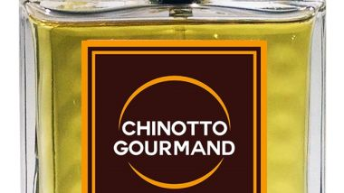 profumo chinotto gourmand