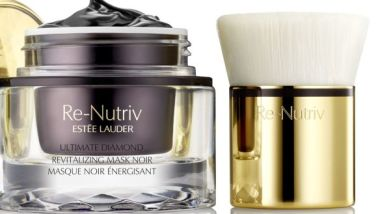 Estee Lauder_Re Nutriv Ultimate Diamond Mask Noir_Mask_Brush
