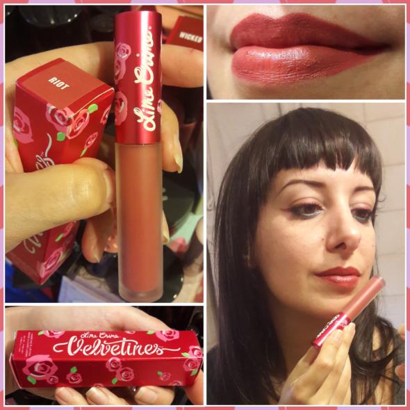 riot limecrime liquid lipstick