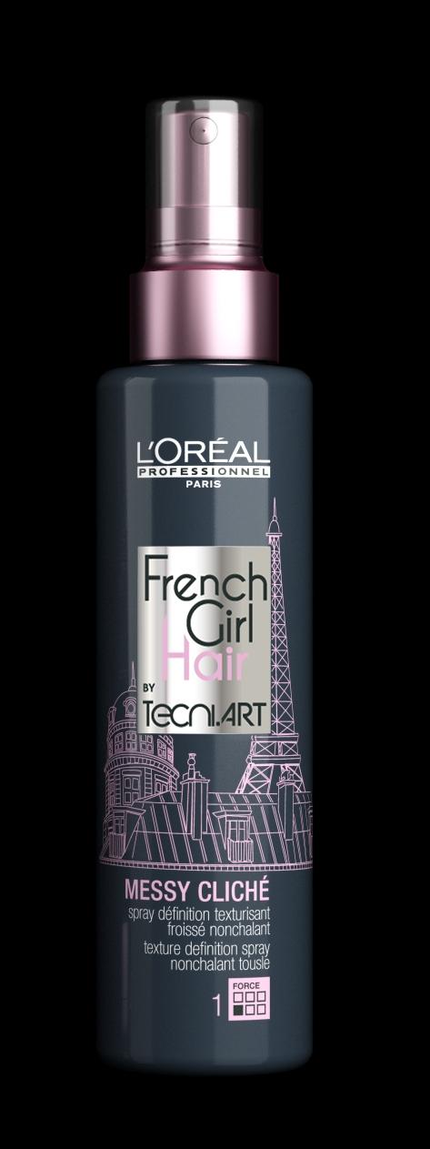 L'Or+®al Professionnel French Girl Hair - Messy Clich+¿