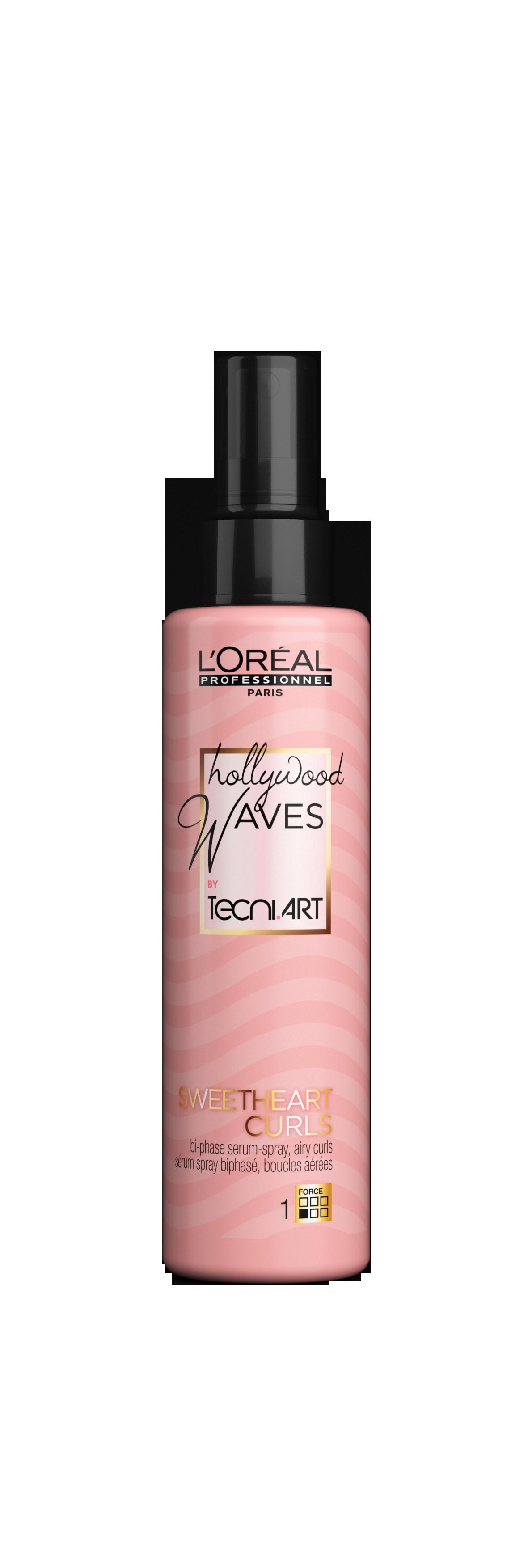 L'Or+®al Professionnel Tecni.Art _ Hollywood Waves _ Sweethearts Curl