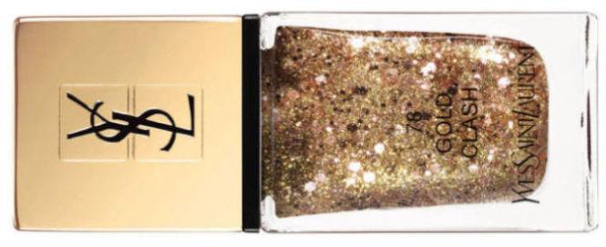 YSL LA LAQUE COUTURE n°78 OS_Gold Clash