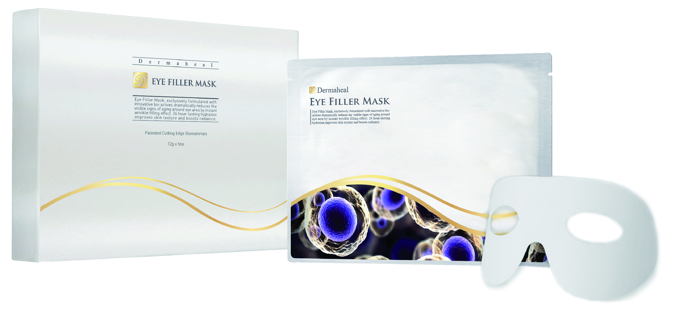 Eye Filler Mask_pack