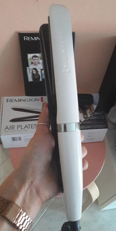 Piastra remington airplates!