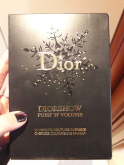 Diorshow pump n volume
