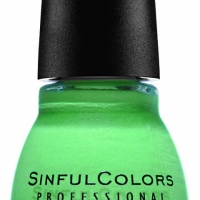 smalto verde sinfulcolors