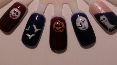 Nail Art per Halloween