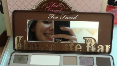 Chocolate bar too faced palette trucchi
