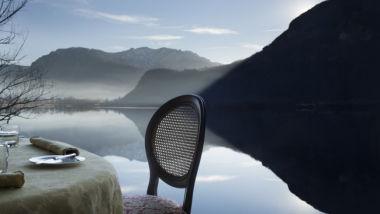 Ristorante Piccolo Lago Veranda