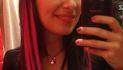capelli rosa al cosmoprof!!