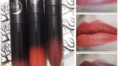lip swatch blackmoon cosmetics